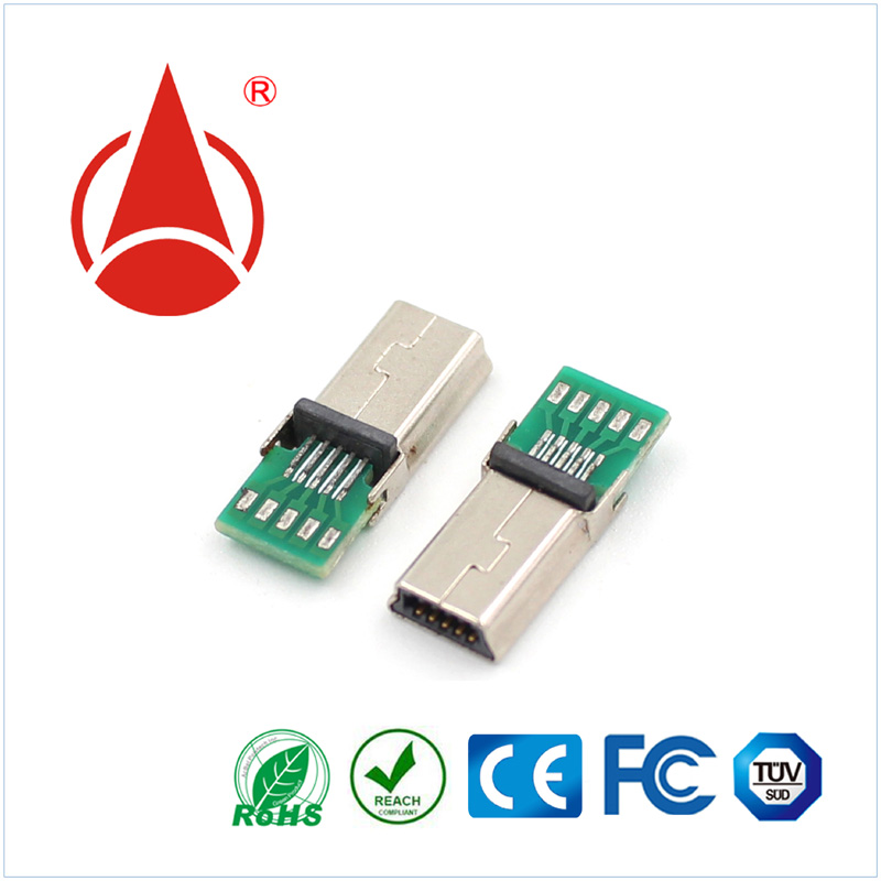 more power for charging battery LED light mini fan PCB USB 3.1 gen 1 connector