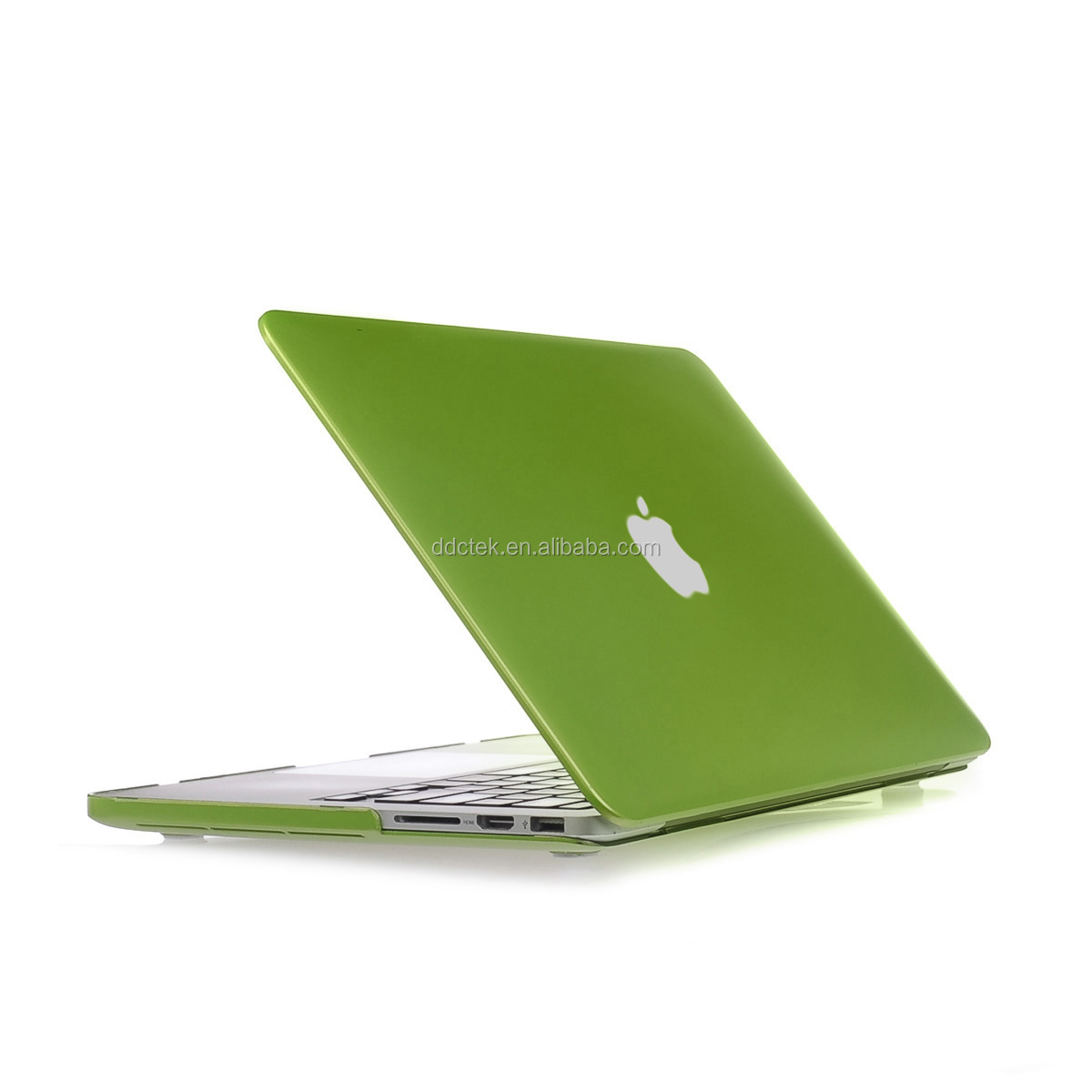 Newest PC shell case for Macbook Pro Retina 15.4'' Rubberized metal coating