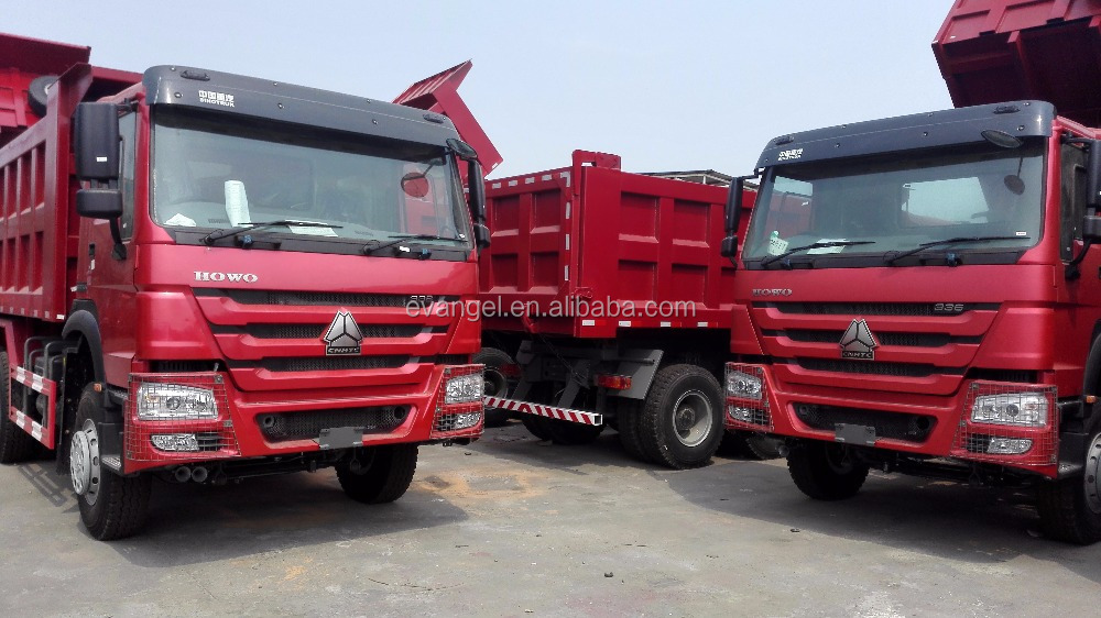 SINOTRUCK Howo dump truck for sale in dubai