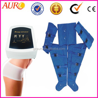 Best price 3 in 1 pressoterapia sauna suit for fat melting Au-7007