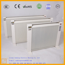 freestanding 2000W double sides infrared radiant electric heater