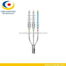 heat shrinkable splicing tube tight sealing cold shrink termination kits