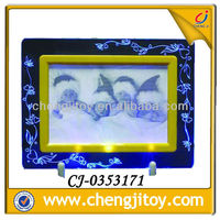 hot selling electric flash digital photo picture frame