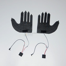 7.4v Carbon Fiber Heating Gloves Element/ Heating Pad