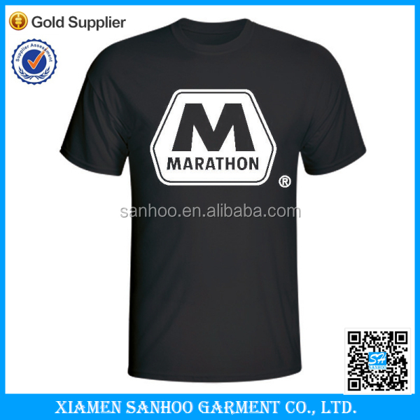 wholesale custom design tshit for football team soft and