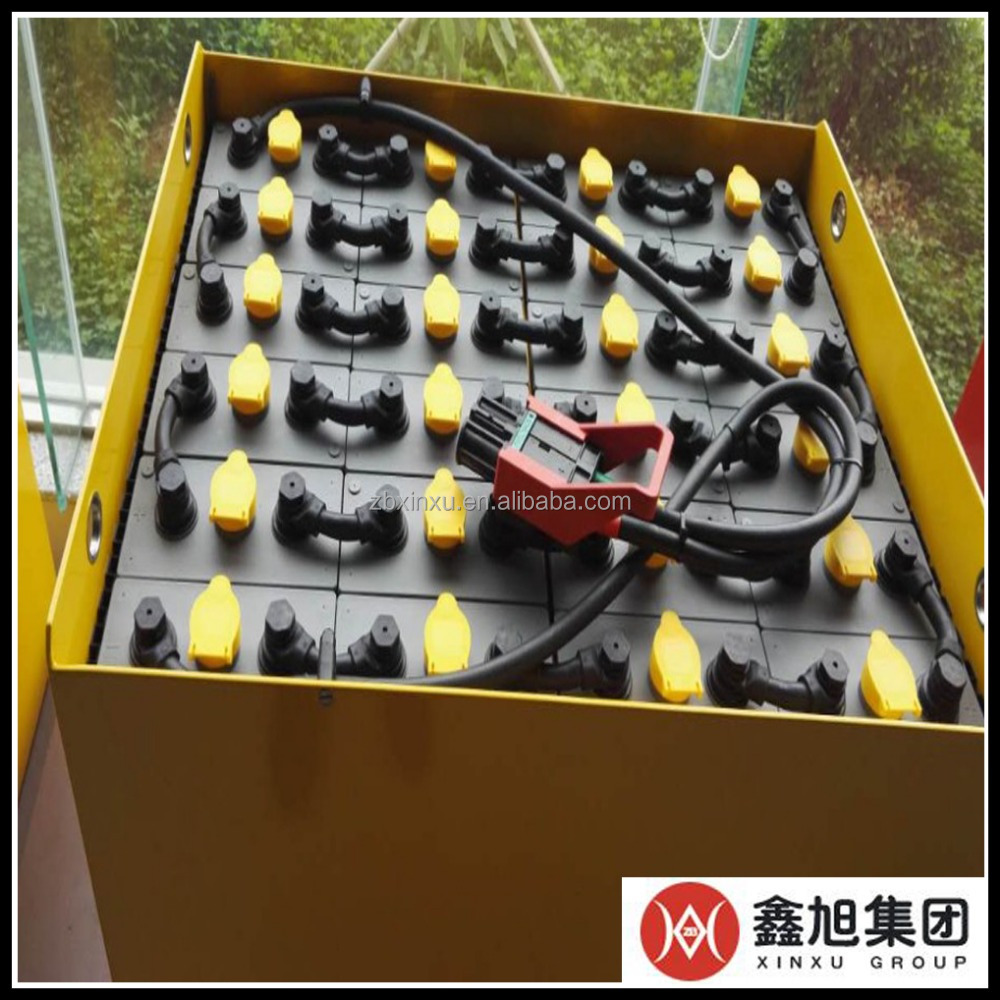 Low Price Forklift Lead Acid Battery With ISO/CE Certificates In China