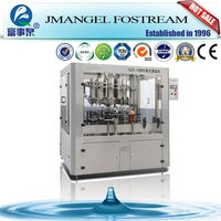 Alibaba Jiangmen 3in1 aerated drinking water filling machine