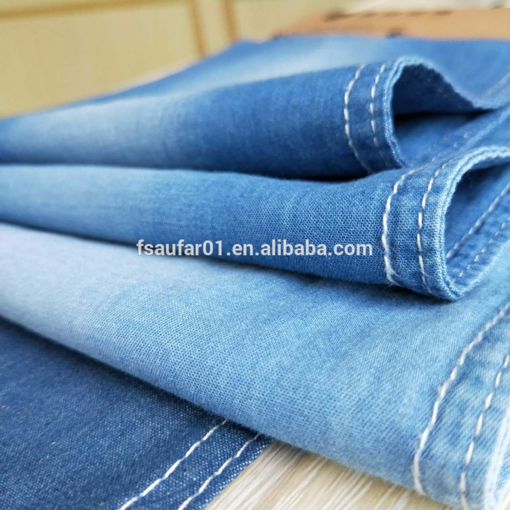 High Quality Cotton Textile Jeans Dress Material Fabric Cotton Denim Fabric