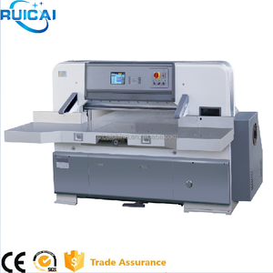 1640mm to 450mm Paper Cut Machine Manufacturer - RUICAI ELECTRON