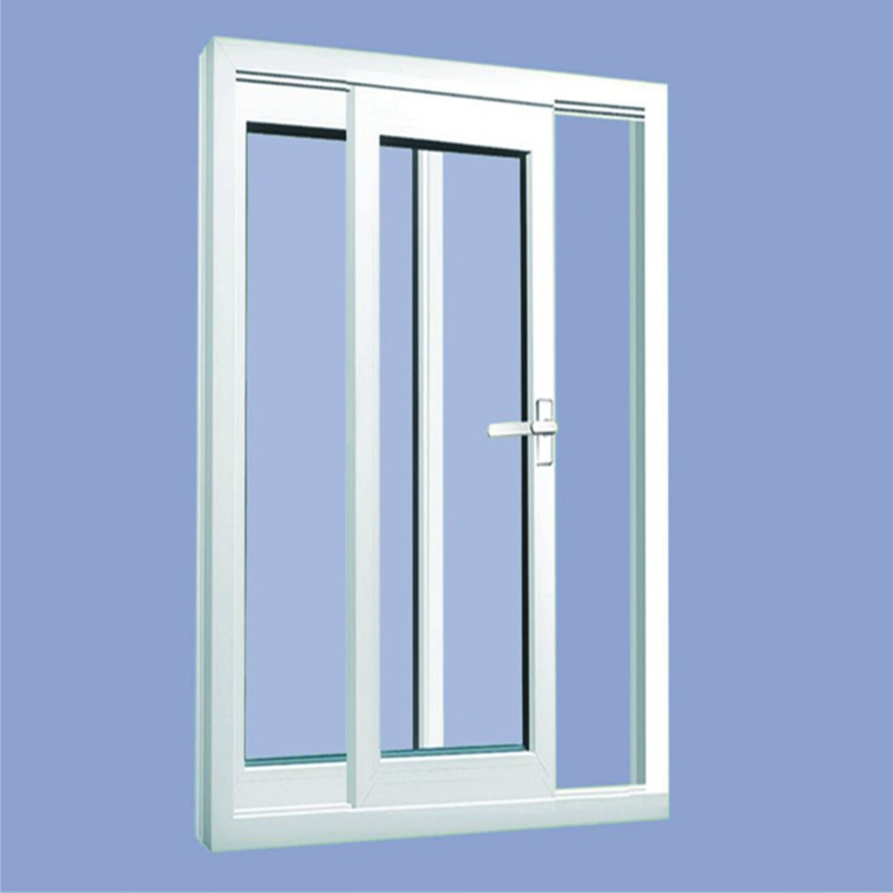 Latest thermal break upvc sliding window designs buy for Sliding glass windows