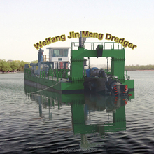 24inch China low price cutter suction sand dredger mining machine with dredging depth 20m hot sale