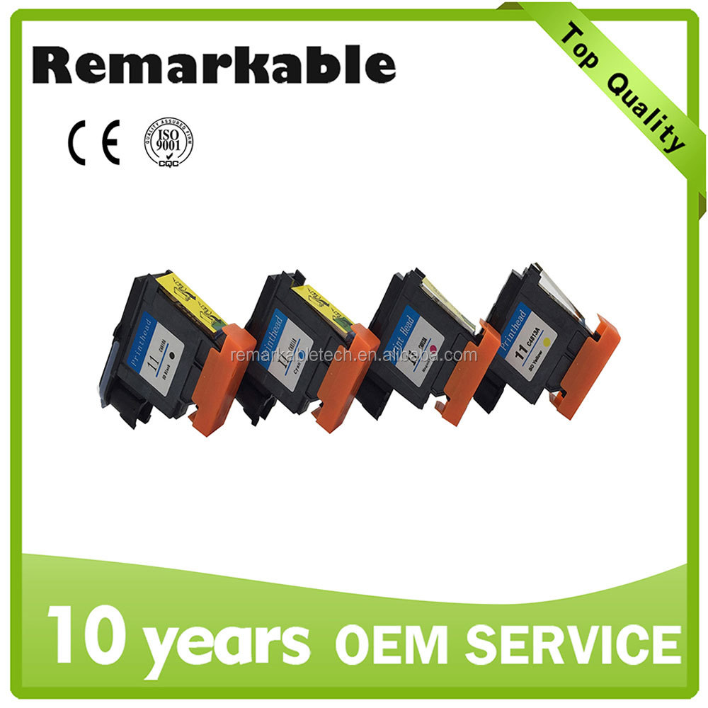 Replacement printhead <strong>11</strong> for HP reset ink cartridge