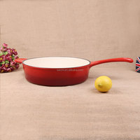 new arrival enamel morden kitchen cookware dragon cake pan