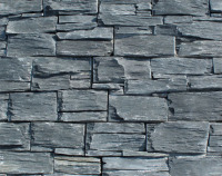 On Sales Charcoal Slate Natural Brick Wall Stone