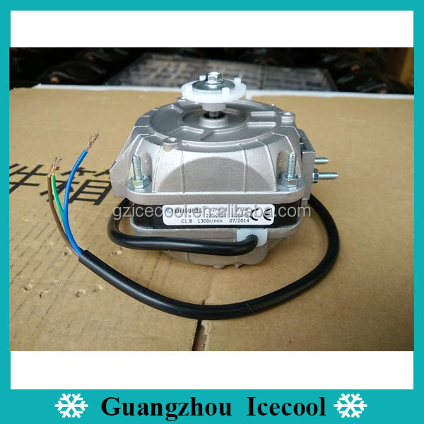 condenser fan motor Weiguang square Shaded pole fan motor YZF5-13