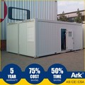Ark Top Quality Good Price Long Lifespan Flatpack Prefabricated Steel Oil Field Restrooms, Showers