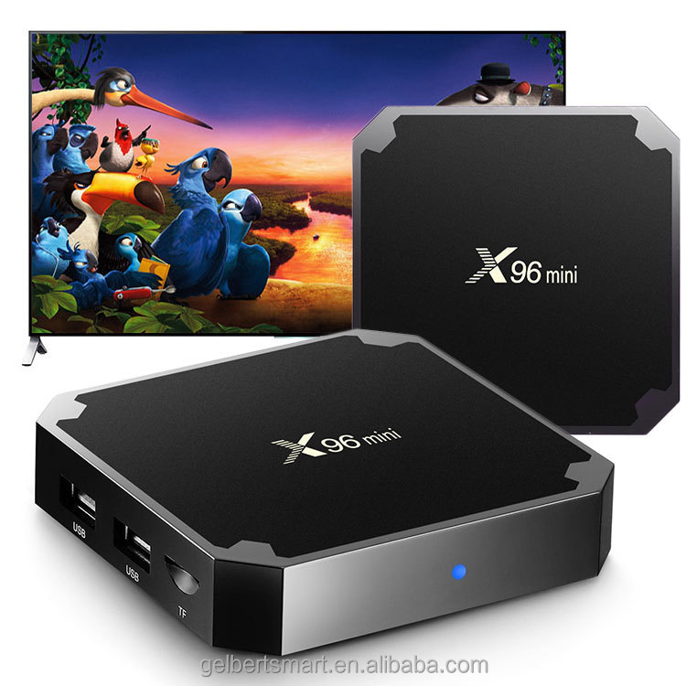 2017 Factory Trade Assurance Best <strong>Sales</strong> Android Media Player Box For X96 Mini