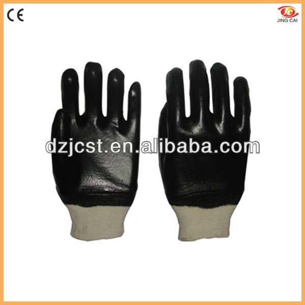 26cm Black Breathable Working Glove Marching Band