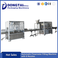 Zip Lock Bag Filling Machine