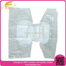 Factory Supply Cheap Disposable Adult Diapers in Bales