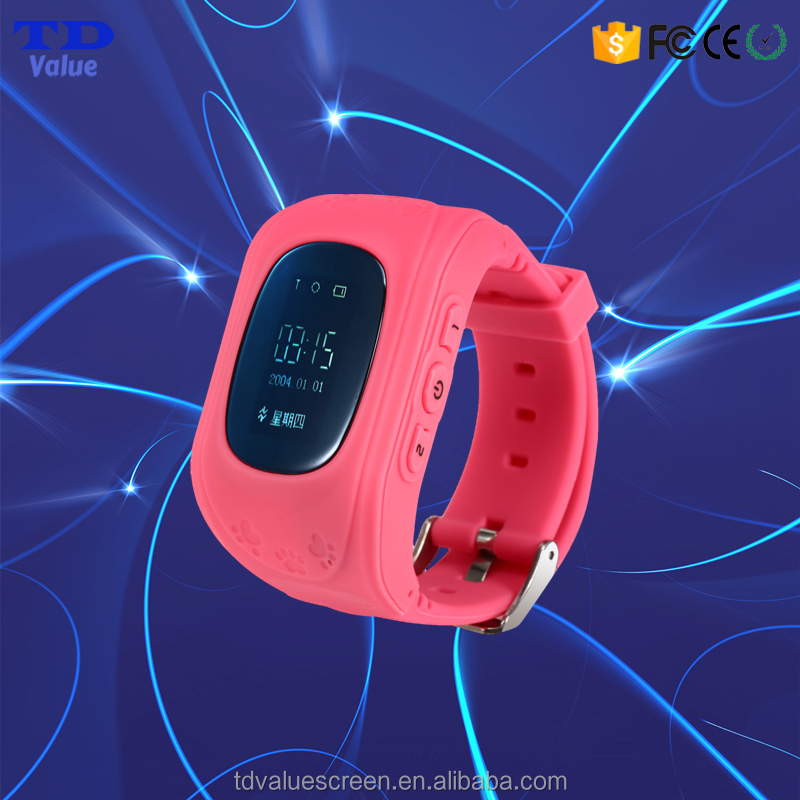 New product 2016 Child Intelligent Watch made in China