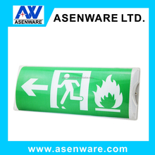 Best quality rechargeable emergency t5 8w fluorescent tube exit light