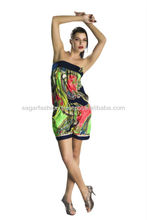 Nueva llegada sexy Ladies rompers noche desgaste 2016 printed rompers <span class=keywords><strong>corto</strong></span> rompers