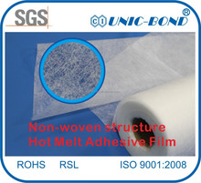 Polyamide PA hot melt adhesive web film
