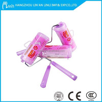 2014 new design garment lint remover/ hair sticky lint roller