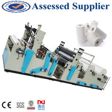 Kitchen towel & toilet roll paper making machine with glue