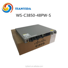 WS-C3850-48PW-S cisco catalyst 3850 poe 48 port fiber switch