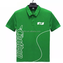 100% cotton High Quality Customized Logo Printed Blank 220 grams Casual polo tee shirt color