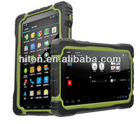 Cheapest Factory 7 Inch MTK6589 Quad-core Rugged Tablet pc with 1 G memory android 3G GPS