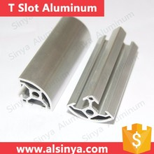 Customized Anodizing Aluminium Extrusions for Workstations