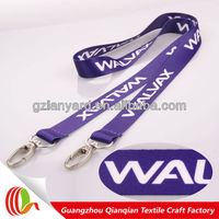 2013 new style purple lanyard string designs