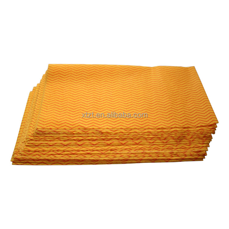 China Nonwoven Dish Wash Cleaning Cloth Manufacturer Wholesale Price