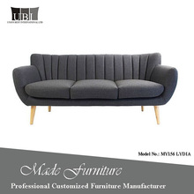Hot Sales Upholstered Furniture Design Living Room Sofa Manufacturer