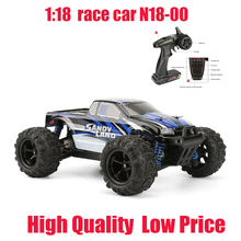 China Factory supply 1:18 Exceed RC Racing Car 2.4G Jumping Rc Truck 4WD Fast Racing Off Road Hot sale
