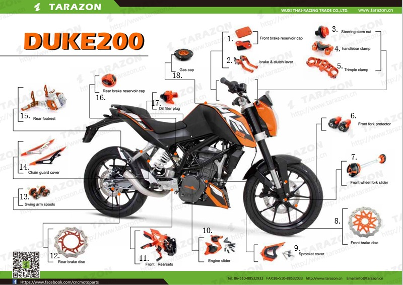 Ktm Rc Spare Parts Catalogue