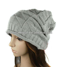 Girls knit custom knitted beanie hat pattern for hat earflaps