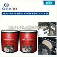 Metal Sheet Putty Car Body Filler