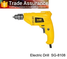 small body with cheap price electric hand drill machine
