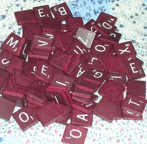 top quality wood scrabble tiles