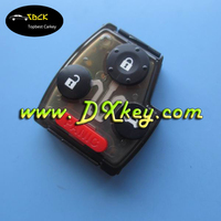 313.8/315/433Mhz 2 / 3 / 3+1 buttons car remote control for remote key for honda fit honda accord remote key