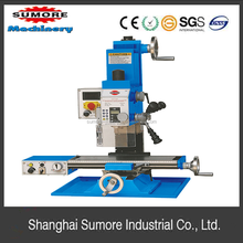 750W specification of taiwan vertical milling machine for metal working SP2217-II