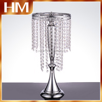 Elegance Crystal wedding centerpiece event decoration flower stand centerpiece for table or floor decoration