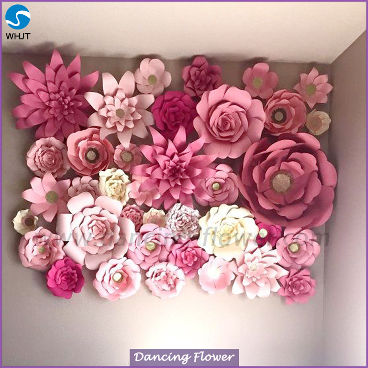 Factory price graceful paper flower silk flowers with led lights factory price graceful paper flower silk flowers with led lights view silk flowers with led lights dancing flowers product details from wuhan jiang tuo mightylinksfo