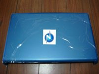 Original for dell 1564 laptop back cover+ screen front bezel plastics