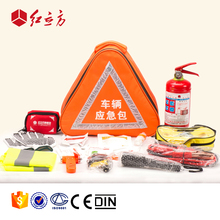 ISO CE hot custom wholesale car medical bags triangular first aid bags first aid box first aid kit