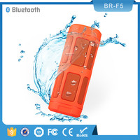Mobilephone accessories mp3 player wireless powerful waterproof stereo outdoor portable mini bluetooth speaker with power bank